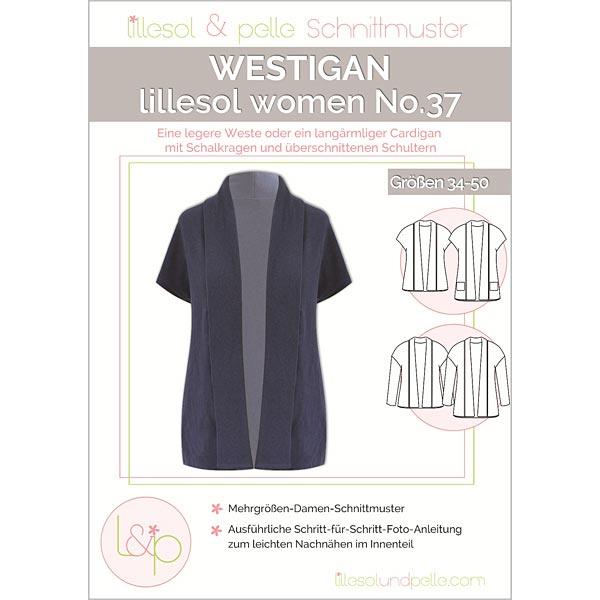 ada511fdd90460 Westigan, Lillesol & Pelle No. 37 | 34 – 50 - Schnittmuster Weiteres ...