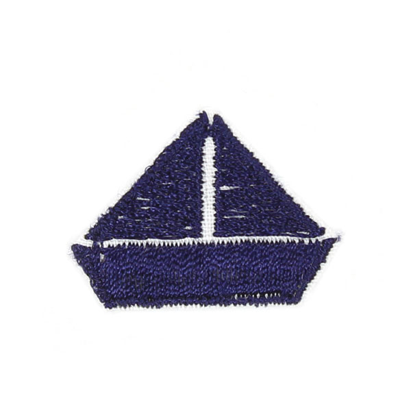 Segelboot applikation  Applikation - Segelboot 2 - Maritim- stoffe.de