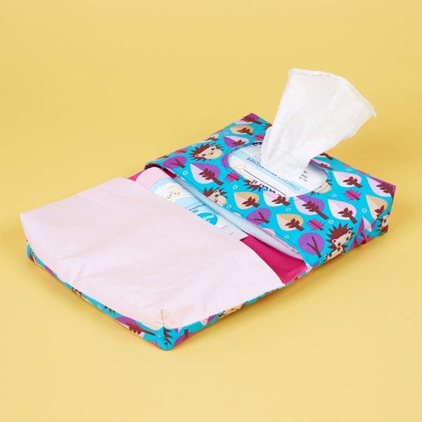 kit couture sac langer h risson turquoise kits. Black Bedroom Furniture Sets. Home Design Ideas
