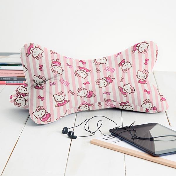 baumwollstoff hello kitty ballett rosa kinder. Black Bedroom Furniture Sets. Home Design Ideas