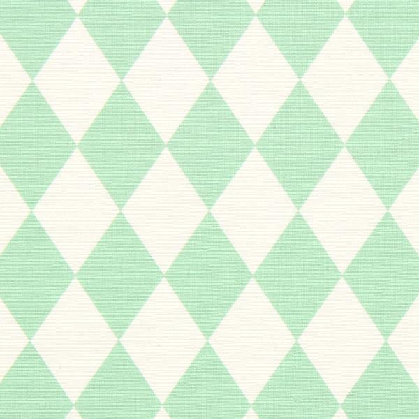 canvas pastel losanges vert menthe canvas. Black Bedroom Furniture Sets. Home Design Ideas