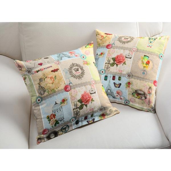 tissu de d coration coton 1 horlogerie parisienne tissus pour rideaux. Black Bedroom Furniture Sets. Home Design Ideas