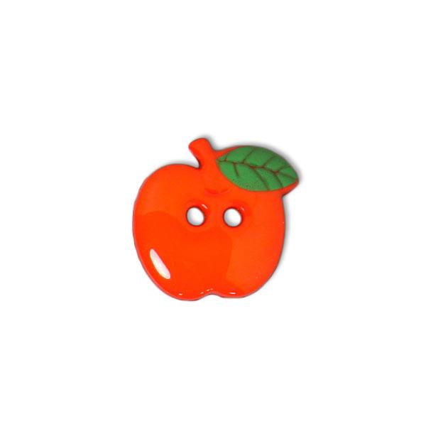 Kunststoffknopf, Apple