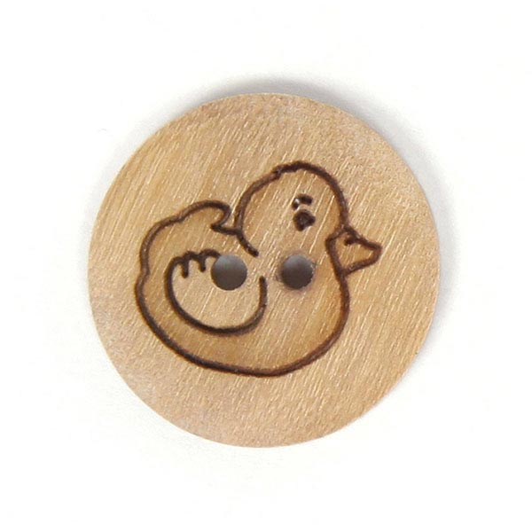 Holzknopf Little Animal 6