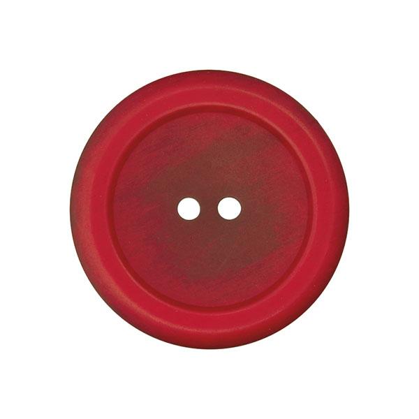 Mantelknopf - rot