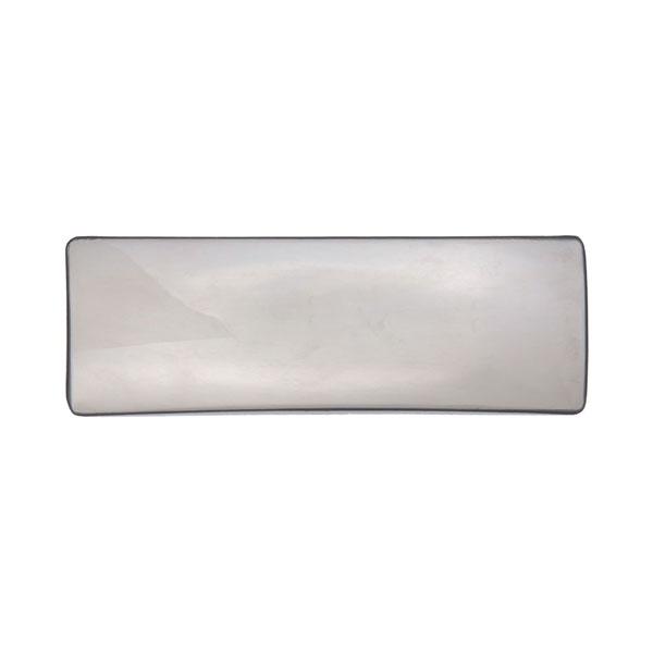Metalen knoop spiegel zilver zilveren knopen - Metalen spiegel ...