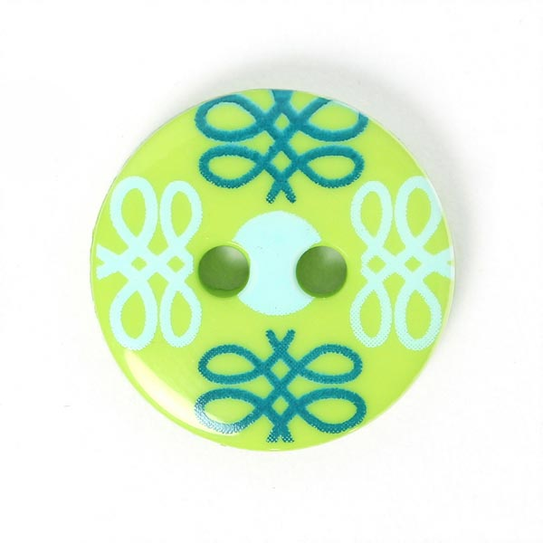 Kunststoffknopf Kreiskonfekt 2 | Tante Ema