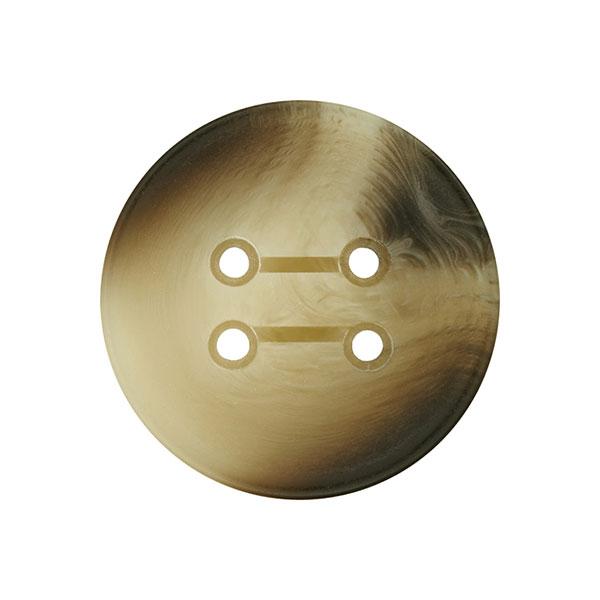 Mantelknopf 1 - beige
