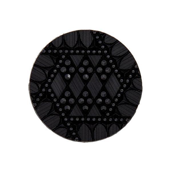 Blazerknopf, elegant 1 – schwarz