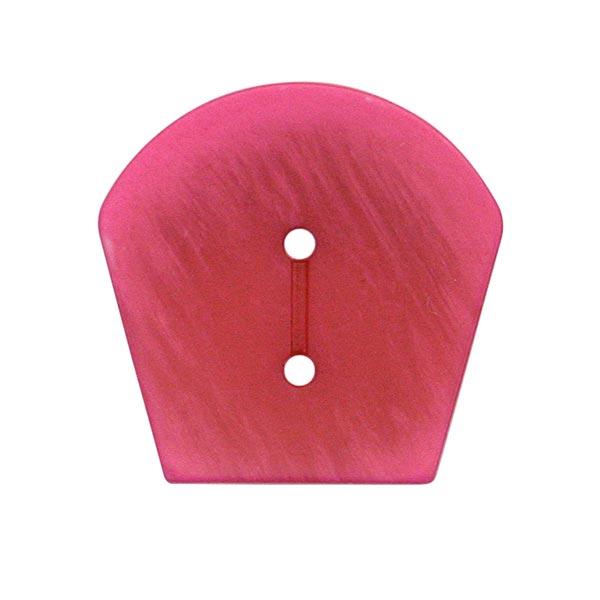 Polyesterknopf Strick 5 – pink