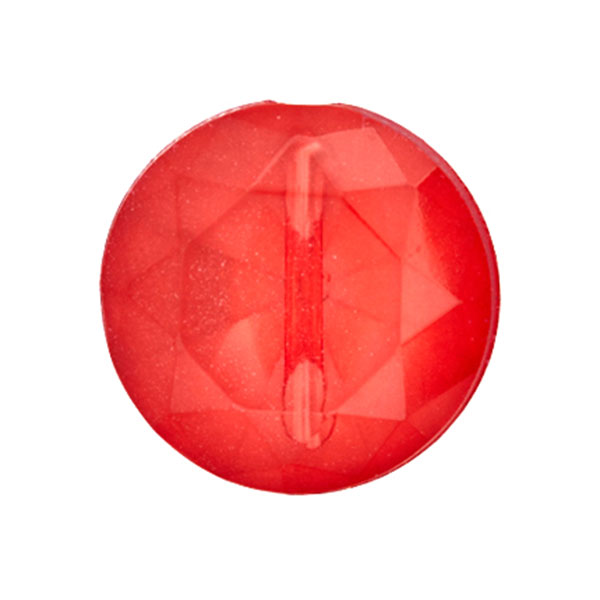 Blusenknopf Pastell – rot