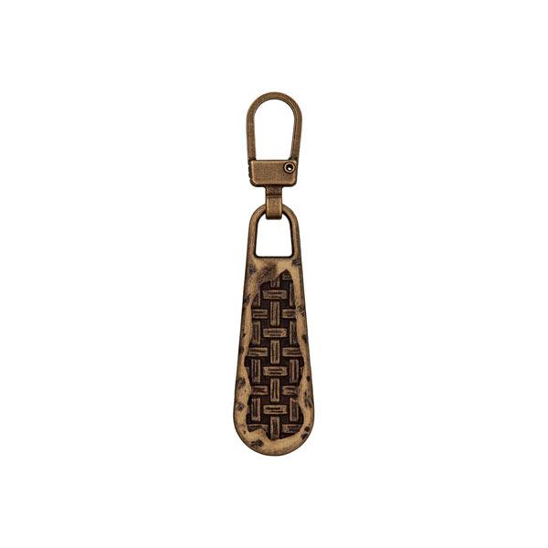 Zipper - altgold