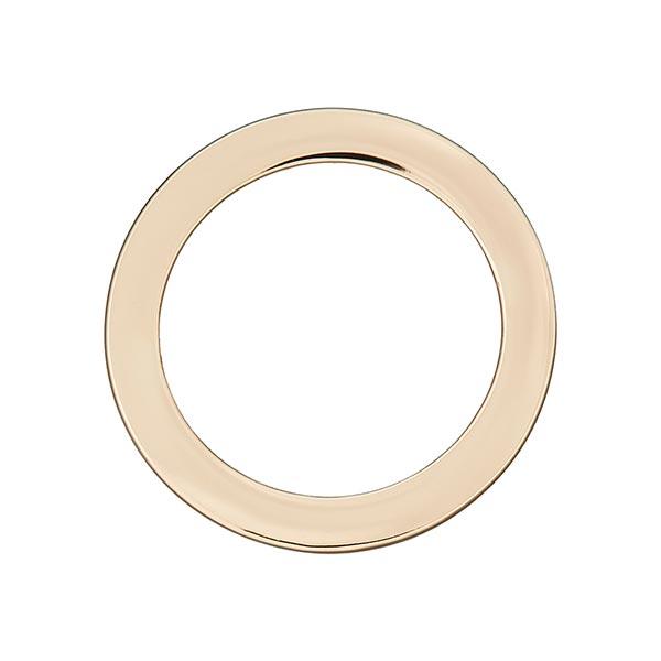 779faf42f1be Anillo metálico - dorado - Anillos y mosquetones- telas.es