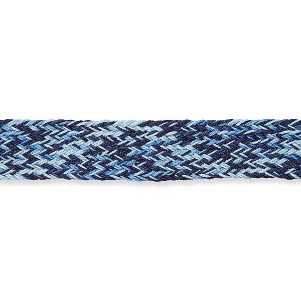 Galón de malla sensual [18 mm] - azul marino - Más ribetes- telas.es