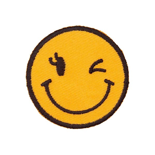 Patches Smiley