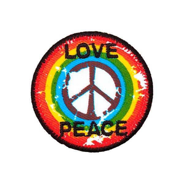 Patches Love Peace
