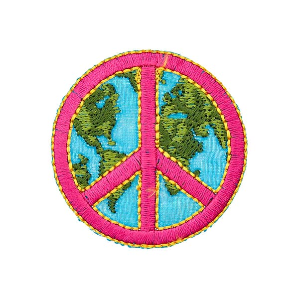 Patches World Peace