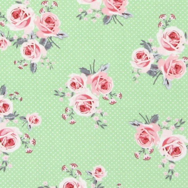 Cotton Ring of Roses 2
