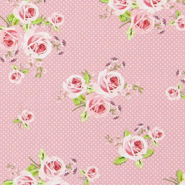 Cotton Ring of Roses 3
