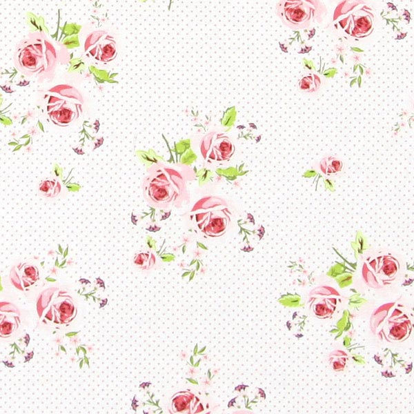 Cotton Ring of Roses 6