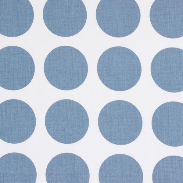 Fenton Dots - blaugrau