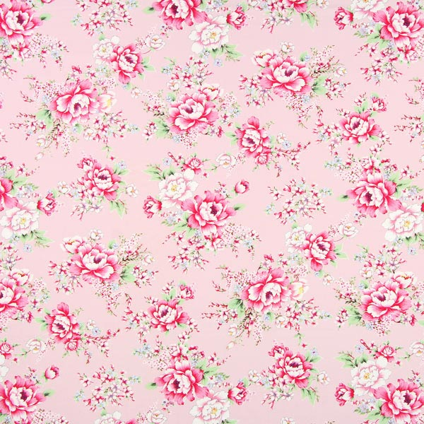 Long Island Rose - rosa - Muster