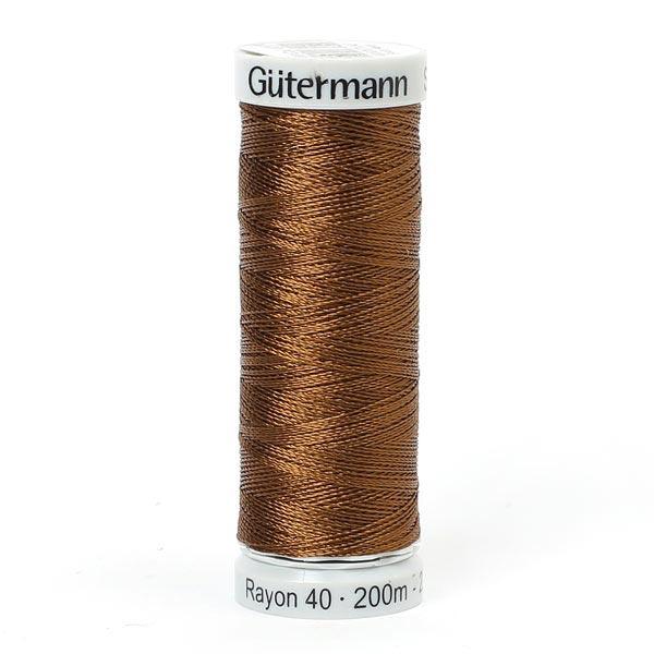 Rayon 40 | 200 m | Gütermann (1057) - braun