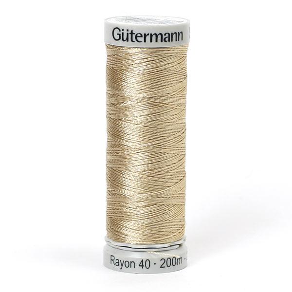 Rayon 40 | 200 m | Gütermann (1149) - beige