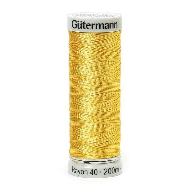 Rayon 40 | 200 m | Gütermann (1167) - gelb