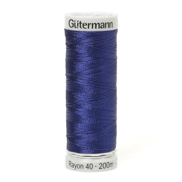 Rayon 40 | 200 m | Gütermann (1197) - blau
