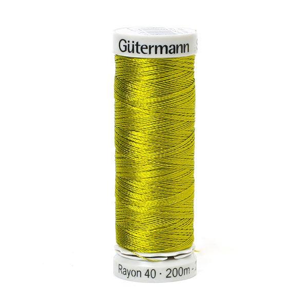 Rayon 40 | 200 m | Gütermann (1227) - grün