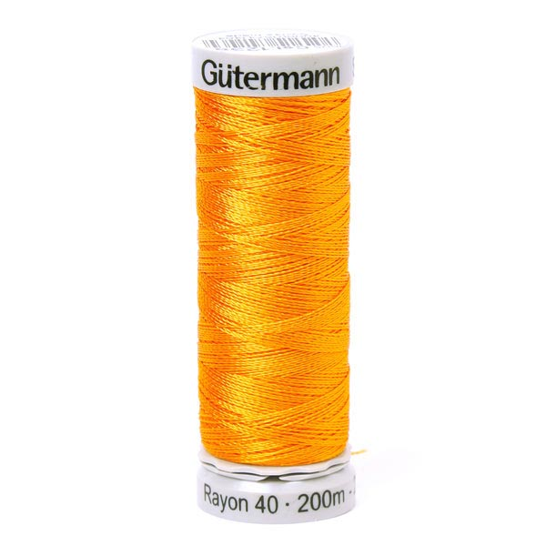 Rayon 40 | 200 m | Gütermann (1238) - orange