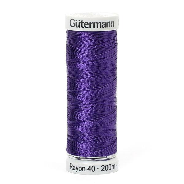 Rayon 40 | 200 m | Gütermann (1299) - lila