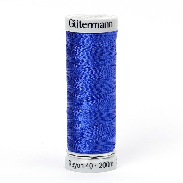 Rayon 40 | 200 m | Gütermann (1535) - blau