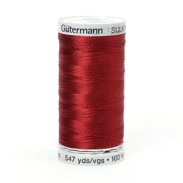 Rayon 40 | 500 m | Gütermann (1169) - rot