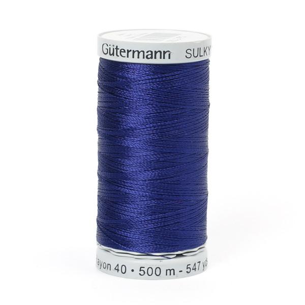 Rayon 40 | 500 m | Gütermann (1197) - blau