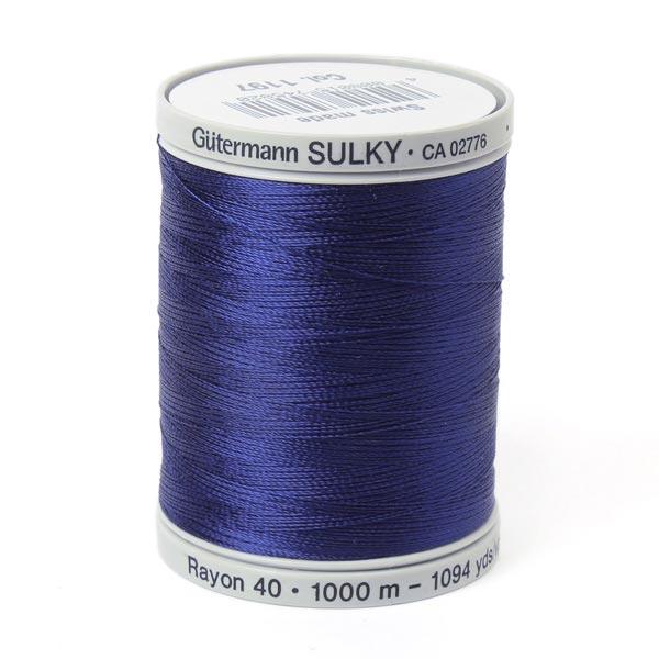 Rayon 40 | 1000 m | Gütermann (1197) - blau