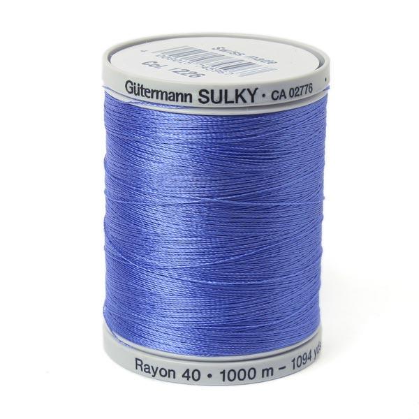 Rayon 40 | 1000 m | Gütermann (1226) - blau