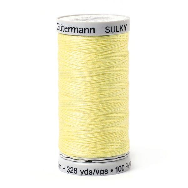 Cotton 30 | 300 m | Gütermann (1061) - gelb