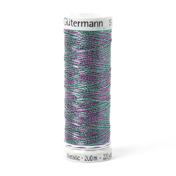 Metallic, 200 m | Gütermann (7022) - Farbmix