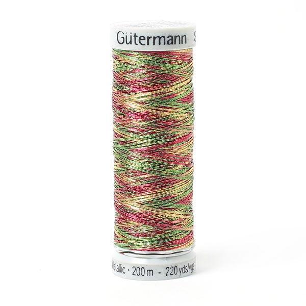 Metallic, 200 m | Gütermann (7027) - Farbmix