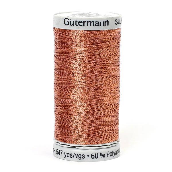 Metallic, 500 m | Gütermann (7011) - orange