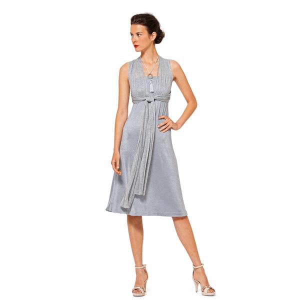 kleid schnittmuster für viele kleider varianten basis schnittmuster ...