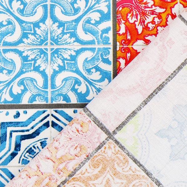 Ornaments Home Decor Fabric