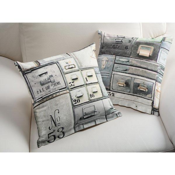 industriel tissus pour coussins et plaids. Black Bedroom Furniture Sets. Home Design Ideas