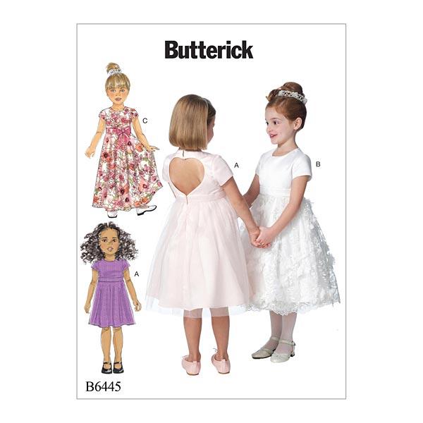 Kinderkleider von Butterick