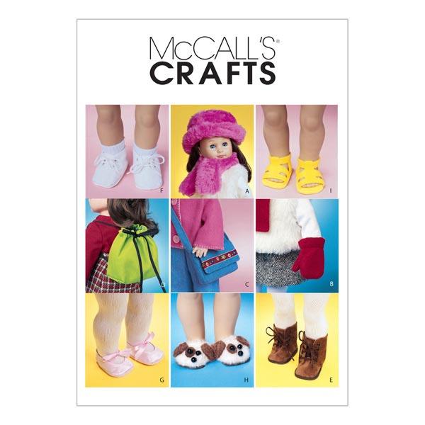 Puppenaccessoires von McCall'S