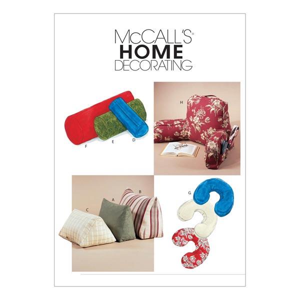 Nackenkissen, McCalls 4123   One Size - Schnittmuster Accessoires ...