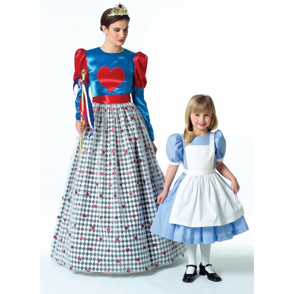 Märchen-Kostüme Für Kinder, McCalls 4948