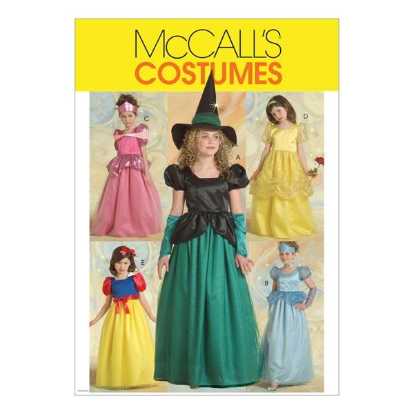 Prinzessinnen-Kostüm für Kinder von McCall'S